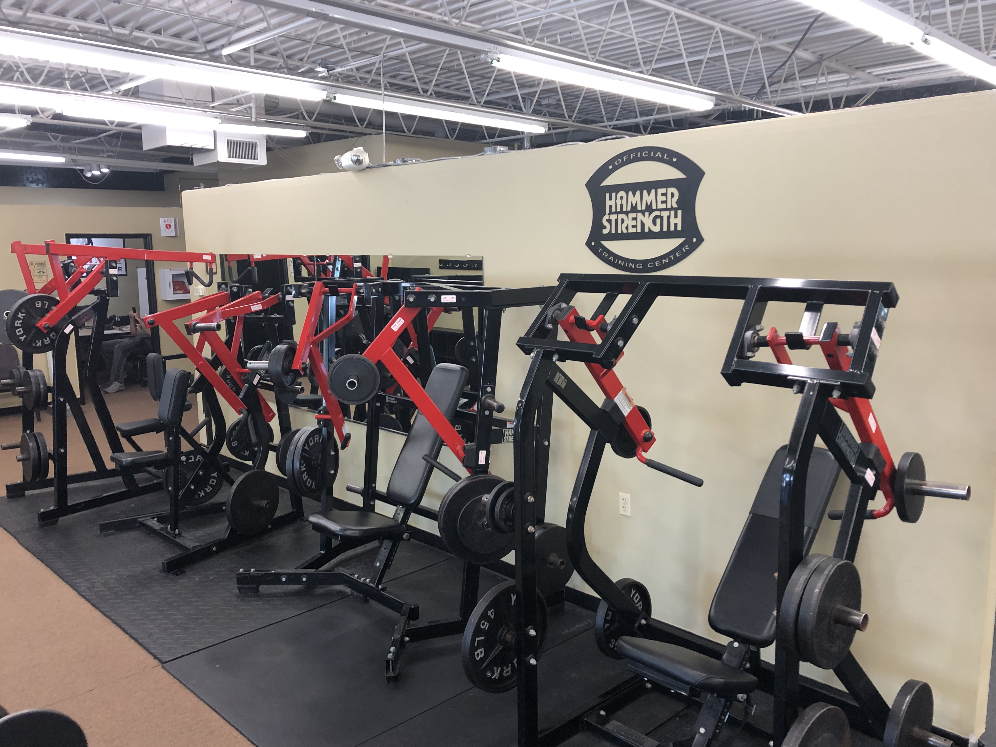 Facility - Absolute Fitness Personal Training